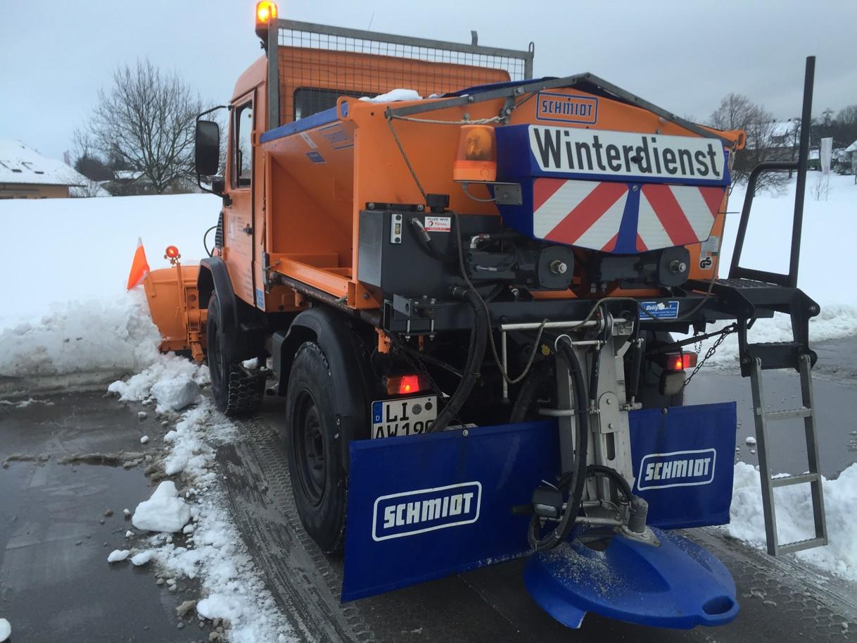 Gewerblicher Winterdienst Lindau Willhalm